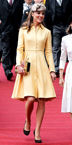 Look de kate middleton