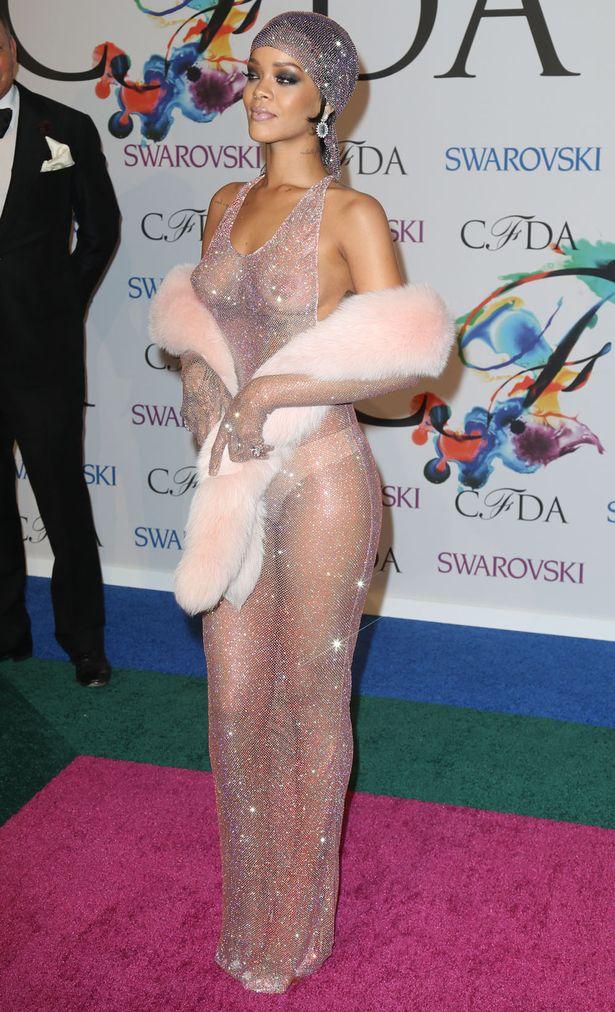 Rihanna look de stars